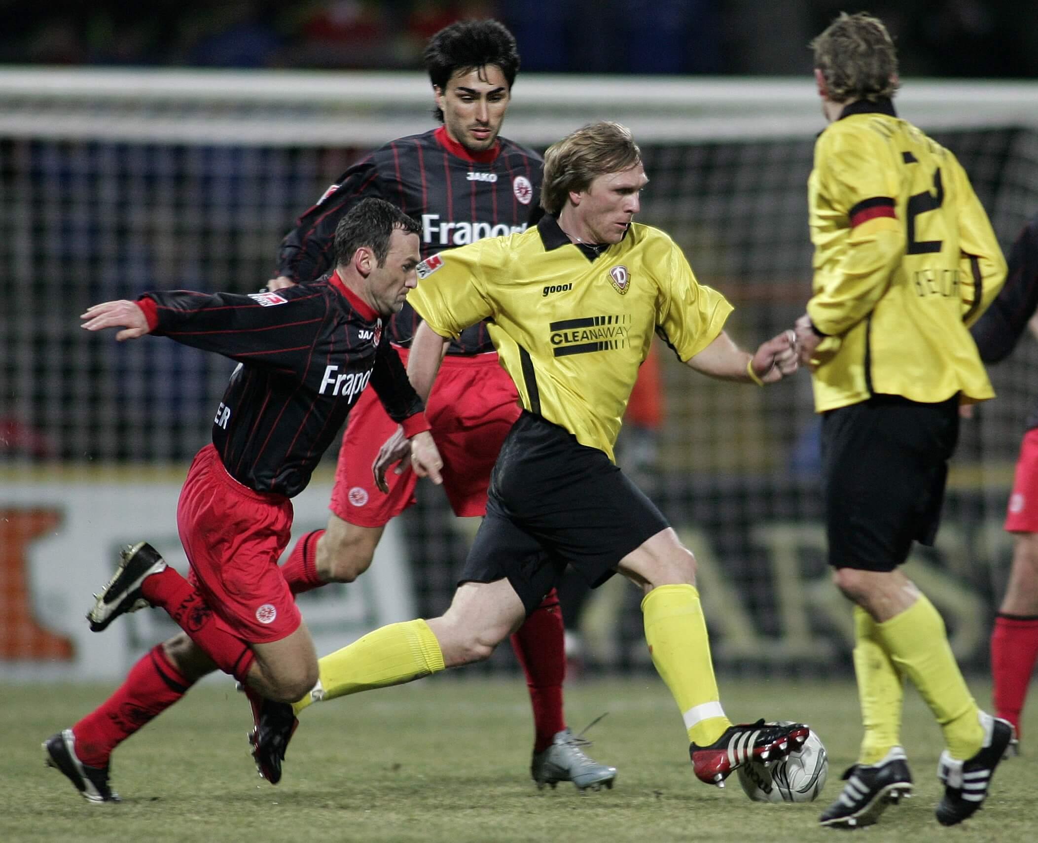 Der Fußballer Ansgar Brinkmann