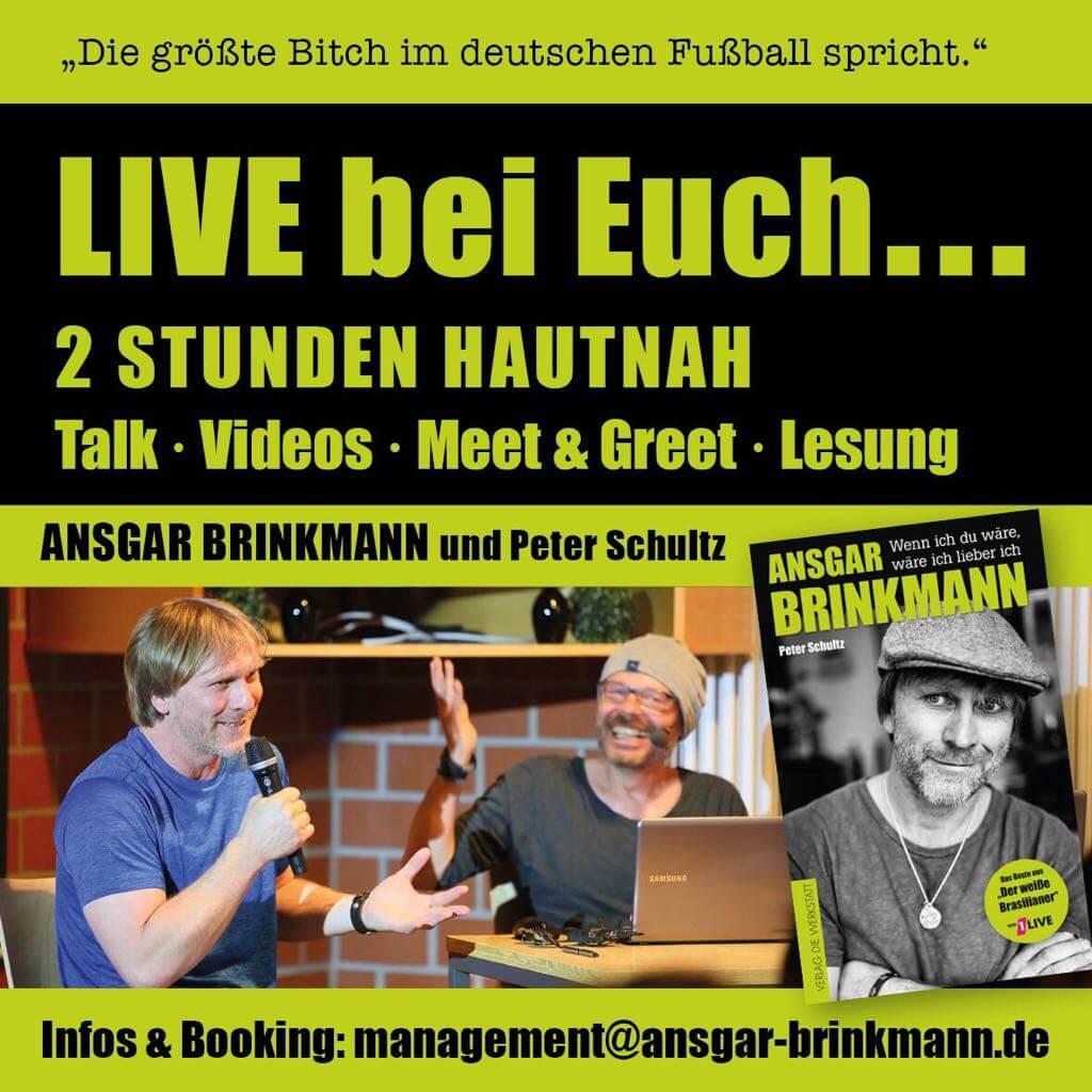 Ansgar Brinkmann Buch